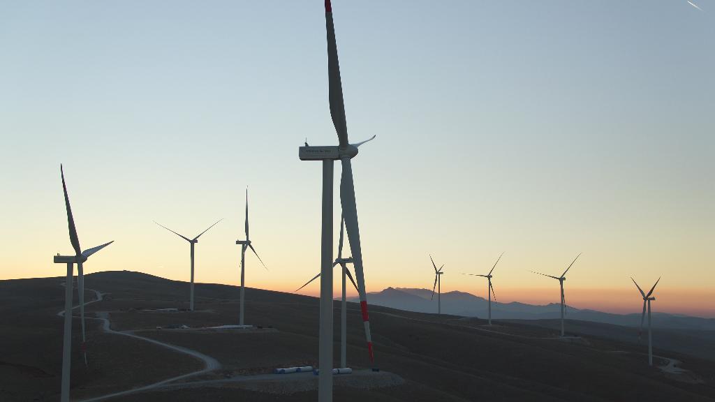 Ardıçlı Rüzgar Enerji Santrali