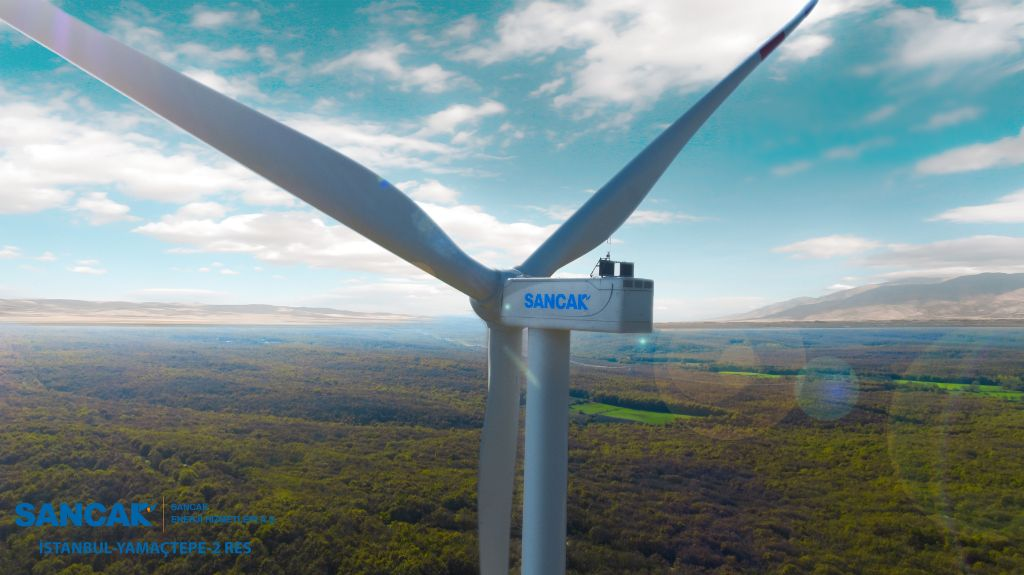 Yamaçtepe-2 Rüzgar Enerji Santrali