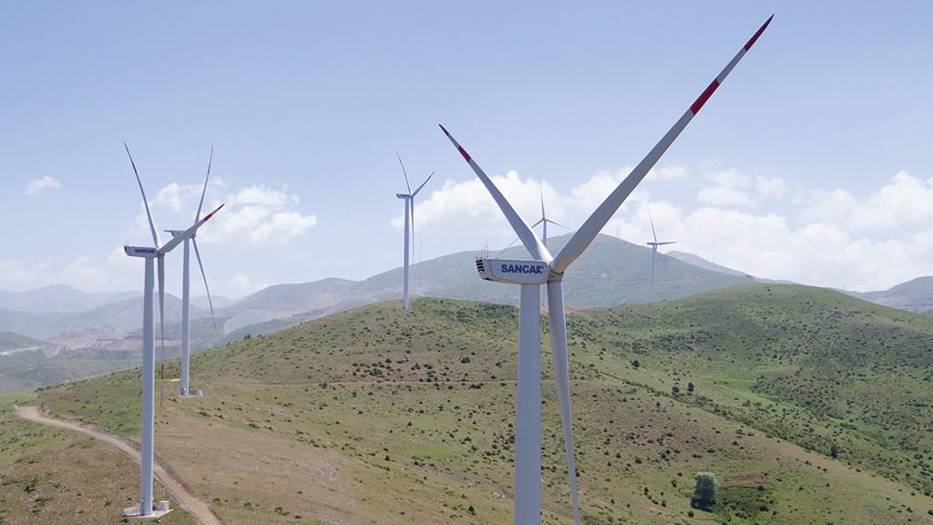 Yahyalı Rüzgar Enerji Santrali
